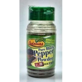 image of Ladamas Black Pepper Powder 50gm