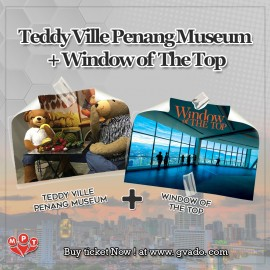 image of Teddy Ville Penang Museum + Window of the Top