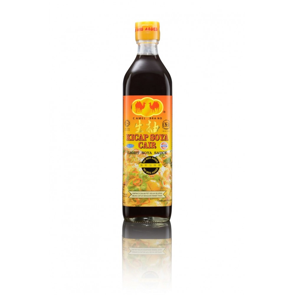 Double Camel Light Soya Sauce King 900GM