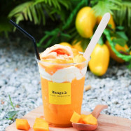 image of One (1) Mango B Deluxe