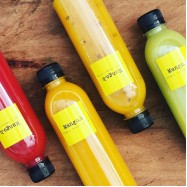 image of Three (3) Cold Pressed Juice