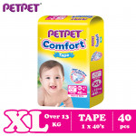 Petpet Comfort Tape Mega Pack (M60 /L50/XL40)