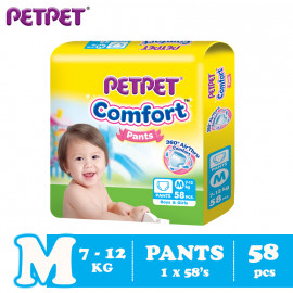 image of Petpet Comfort Pants Jumbo Pack (M58/ L46/XL40/XXL34 )