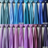 image of SHAWL KEKNIS HEAVY CHIFFON
