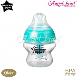 image of Tommee Tippee CTN Adcanved Anti-Colic Plus Bottle Single - 150ml