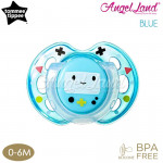 Tommee Tippee Closer to Nature Air Style Soother - 1pk (433375/38 / 433377/38) Blue - 433375/38 (0-6m)