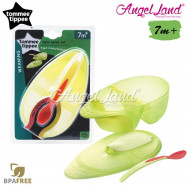 image of Tommee Tippee Closer To Nature Twin Taste Set 430204/38 - Yellow