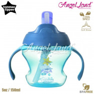 image of Tommee Tippee First Straw Cup 5oz/150ml (9m+) Green