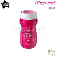 image of Tommee Tipple Insulated 360 Cup 260ml (9m+) Pink