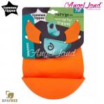Tommee Tippee Closer To Nature Roll n Go Bib - 463514/38 - Orange