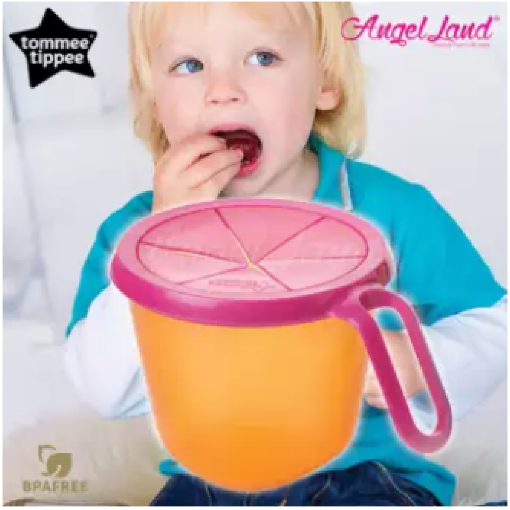 Tommee Tippee Explora Snack And Go 446712/38 (random color)