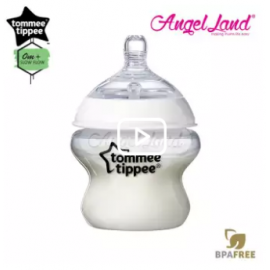 image of Tommee Tippee Closer To Nature PP Bottle 150ml 421111/38
