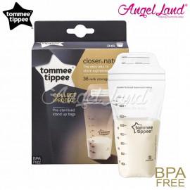 image of Tommee Tippee CTN 36pk Milk Storage Bags 423022/38