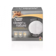 image of Tommee Tippee Closer To Nature Disposable Breast Pad 100pcs 431215/38x1