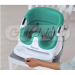 Ingenuity 2 in 1 Baby Base – Latest Edition 2018 -  Peacock Blue 11247