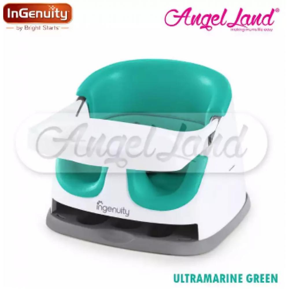 Ingenuity 2 in 1 Baby Base – Latest Edition 2018 -  Ultramarine Green 11574