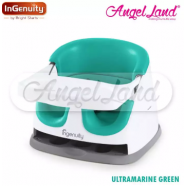 image of Ingenuity 2 in 1 Baby Base – Latest Edition 2018 -  Ultramarine Green 11574