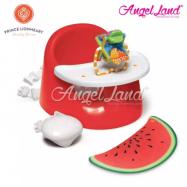 image of Prince Lion Heart Bebepod Seat - Red