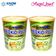 image of Snow Neo Kid-Plus Milk Formula Step 4 For 4 Years & Above (900g x 2)