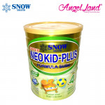 Snow Neo Kid-Plus Milk Formula Step 4 For 4 Years & Above (900g x 2)