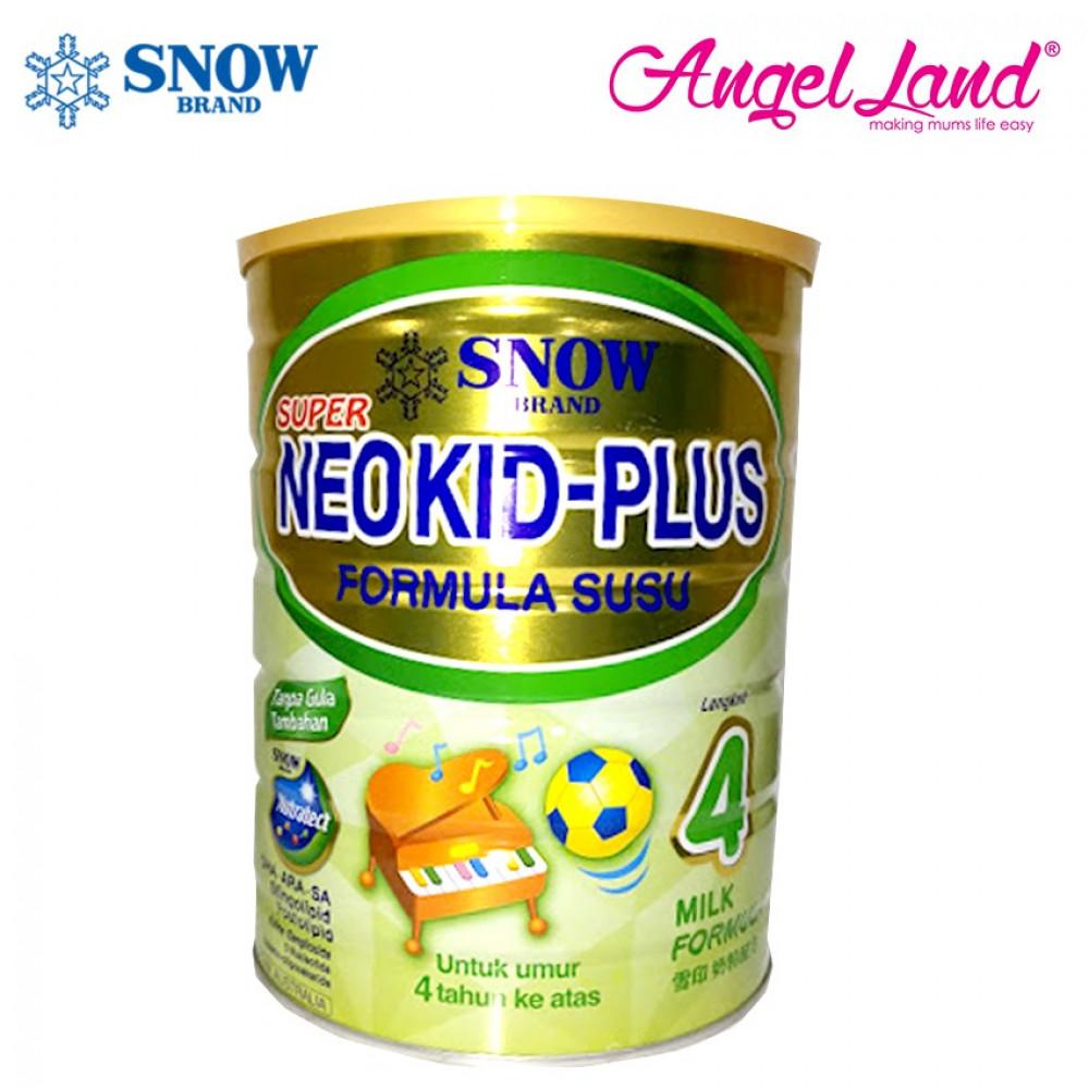 Snow Neo Kid-Plus Milk Formula Step 4 (900g)