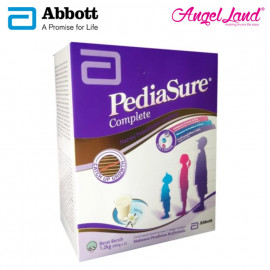 image of Abbott Pediasure Complete S3S Vanilla (1-10 Years) BIB 1.2kg