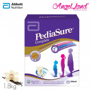 image of Abbott Pediasure Complete S3S Vanilla (1-10 Years) BIB 1.8kg
