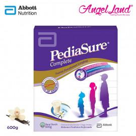 image of Abbott Pediasure Complete S3S Vanilla (1-10 Yrs) BIB 600g 1 pack