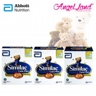 image of Abbott Similac Gain Plus NVE Step 3 (1-3 Yrs) BIB (1.8kg)