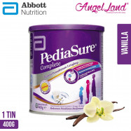 image of Abbott Nutrition Pediasure Complete (1-10years) Milk Formula 400g - Vanilla 2 tins
