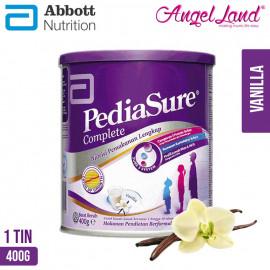 image of Abbott Nutrition Pediasure Complete (1-10years) Milk Formula 400g - Vanilla 2 tins