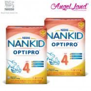 image of NANKID OPTIPRO 4 Milk 3-6 Yrs (1.3kg x 2 Packs)