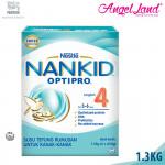 NANKID OPTIPRO 4 Milk 3-6 Yrs (1.3kg)