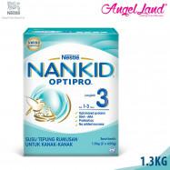 image of NANKID OPTIPRO 3 Milk 1-3 Yrs+ (1.3kg)