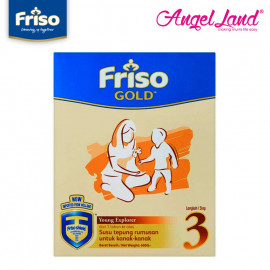 image of Friso Gold Young Explorer Milk Powder Step 3 (1+ years) 600g