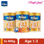Friso Gold Step 3 900g (3 Tins)