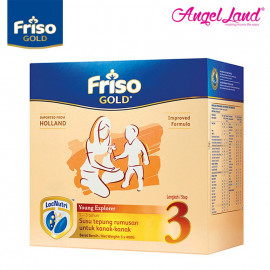 image of Friso Gold Young Explorer Step 3 Milk Powder (1+years) 1.2kg