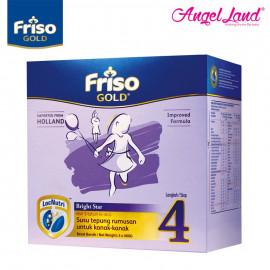 image of Friso Gold Bright Star Milk Powder Step 4 (3+ years) 400gx3 (1.2kg)