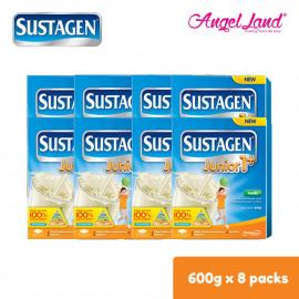image of Sustagen Junior 1+ Milk Powder (1-3yrs) 600g X8