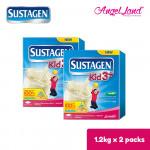 Sustagen Kid 3+ Milk Powder (3-6years) 1.2kg x2 [FOC Stainless Steel Bottle]