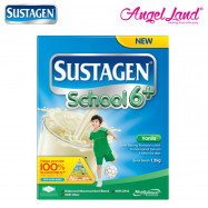 image of Sustagen School 6+ (6+years) Milk Powder 1.2kg