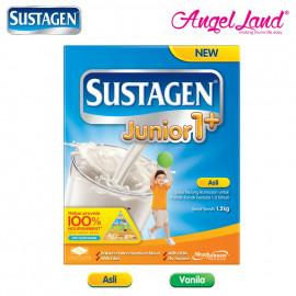 image of Sustagen Junior1+ Milk Powder (1-3years) 1.2kg - Original/Vanilla