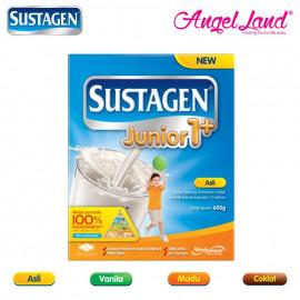 image of Sustagen Junior1+ Milk Powder (1-3years) 600g - Original/Vanilla/Honey/Chocolate