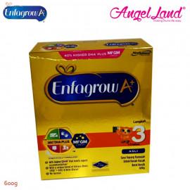 image of Enfagrow A+ Step 3 Milk (1-3years) [360 DHA+MFGM] 600g