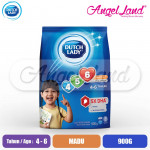 Dutch Lady New Range Milk Powder - 1-3/4-6/6+ (900g)