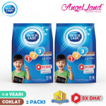 Dutch Lady New Range Milk Powder (900g x 2 Packs)