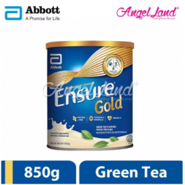 image of Abbott Ensure Gold +HMB 850g Green Tea [New Launch]
