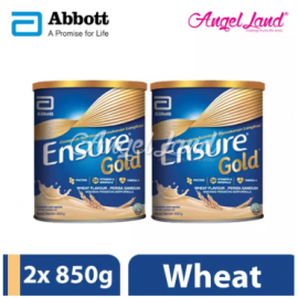 image of Abbott Ensure Gold +HMB  850g Wheat (2 Tins)
