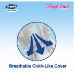 Drypers Wee Wee Dry Tape Diaper S82/M74/L62/XL50/XXL40 (2packs)