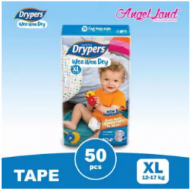 image of Drypers Wee Wee Dry XL50 (1pack)